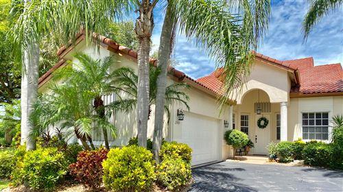 Foto de inmueble con direccion 23489 Water Circle Boca Raton FL 33486 con MLS RX-10646395