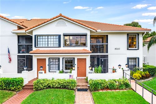 Photo of 9700 Pavarotti Terrace #204, Boynton Beach, FL 33437 (MLS # RX-10674395)