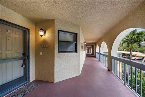 Tiny photo for 700 Uno Lago Drive #204, Juno Beach, FL 33408 (MLS # RX-10750395)