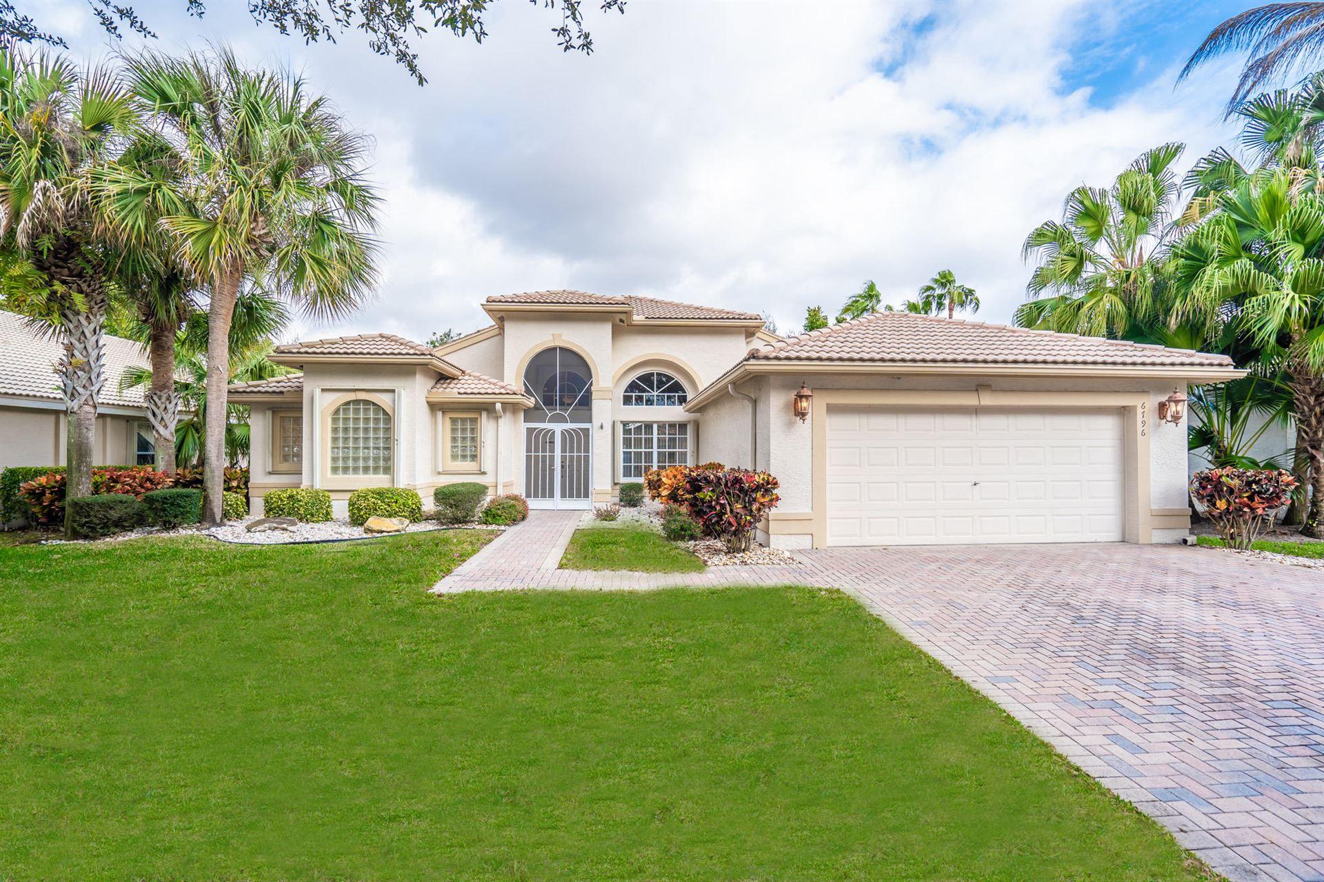6796 Molakai Circle, Boynton Beach, FL 33437 - #: RX-10599395