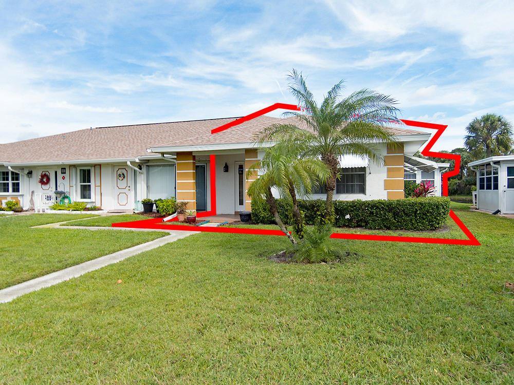 1238 S Lakes End Drive #D, Fort Pierce, FL 34982 - #: RX-10617395