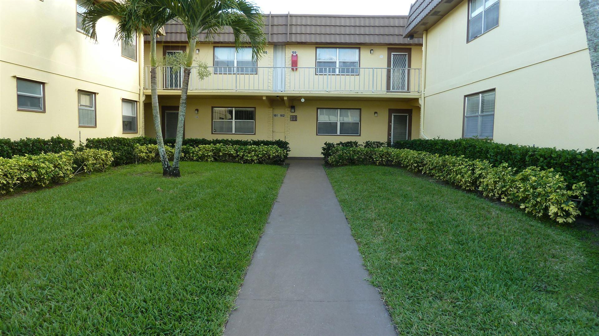162 Saxony D, Delray Beach, FL 33446 - #: RX-10690395