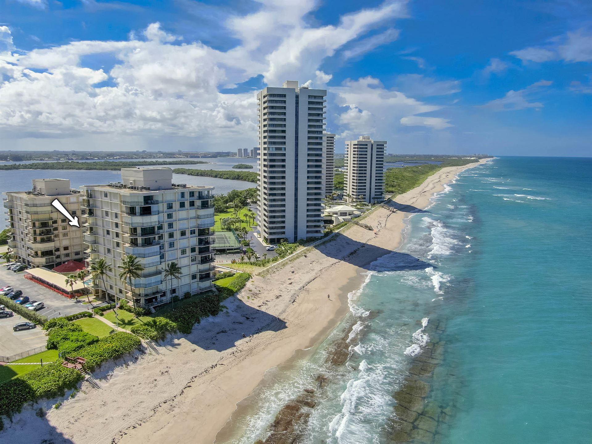 5480 N Ocean Drive #A7c, Singer Island, FL 33404 - #: RX-10735395