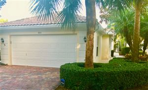 Photo of 651 Hudson Bay Drive, Palm Beach Gardens, FL 33410 (MLS # RX-10573396)