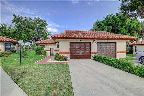 Photo of Listing MLS rx in 10570 Beach Palm Court #A Boynton Beach FL 33437