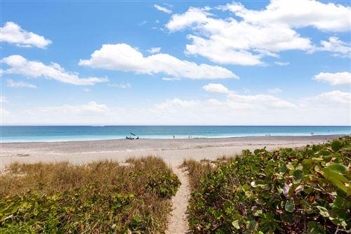 Photo of 630 Ocean Drive #105, Juno Beach, FL 33408 (MLS # RX-10707396)