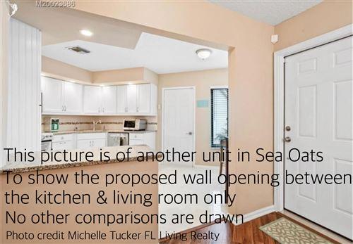 Tiny photo for 501 Sea Oats Drive #C-2, Juno Beach, FL 33408 (MLS # RX-10749396)