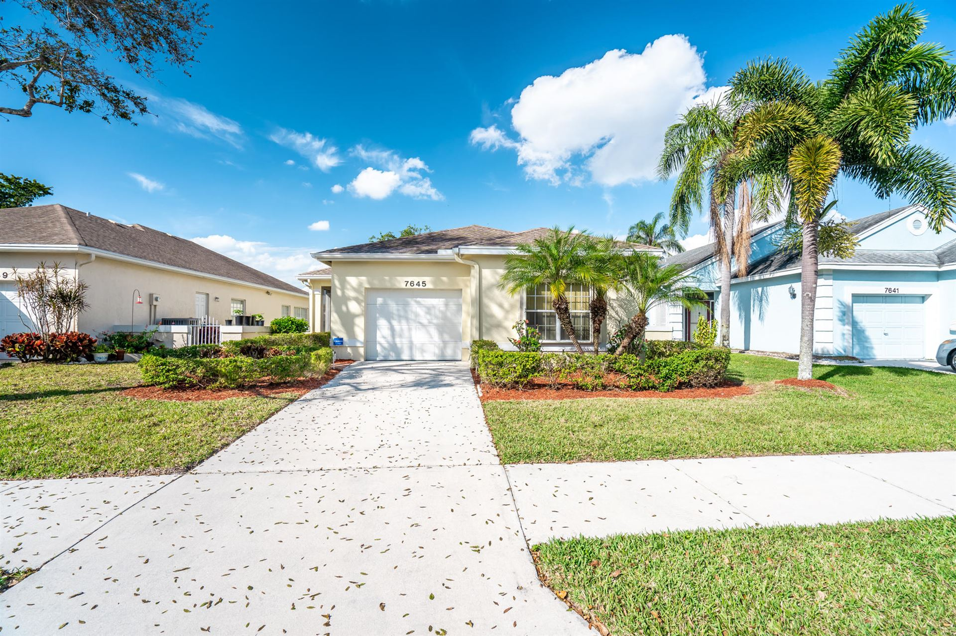 7645 Mansfield Hollow Road, Delray Beach, FL 33446 - #: RX-10601396