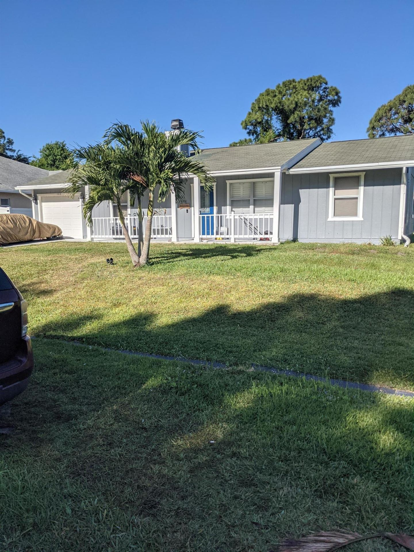 1818 SW Lennox Street, Port Saint Lucie, FL 34953 - #: RX-10706396