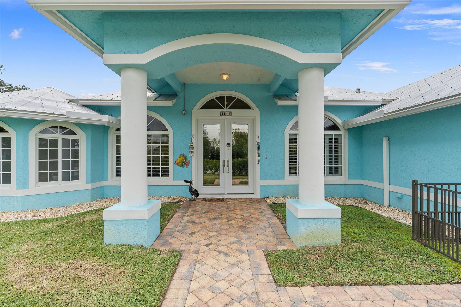 4111 SE Paul Terrace, Stuart, FL 34997 - #: RX-10710396