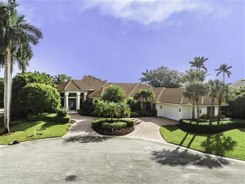 Photo of 3330 St Malo Court, Palm Beach Gardens, FL 33410 (MLS # RX-10554397)