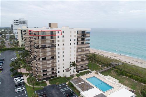 Photo of 10044 S Ocean Drive #1208, Jensen Beach, FL 34957 (MLS # RX-10731397)
