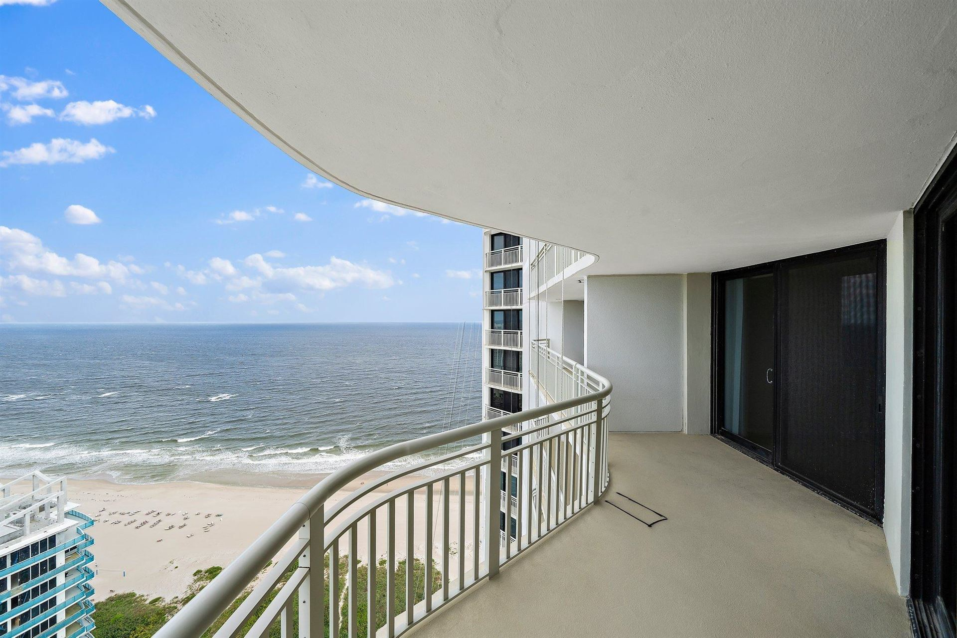 Photo of 3000 N Ocean Drive #38a, Singer Island, FL 33404 (MLS # RX-10672397)