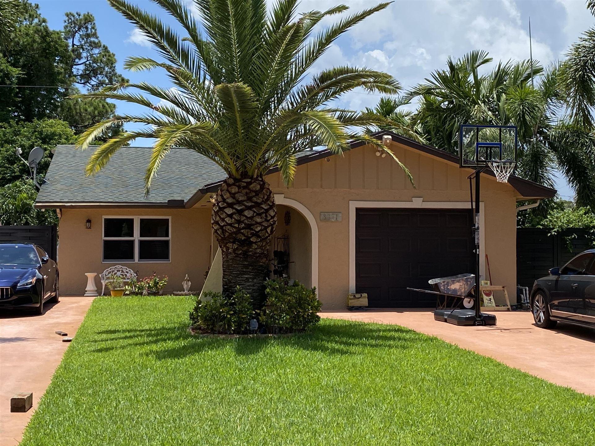 3091 Broward Ave Avenue, Greenacres, FL 33463 - MLS#: RX-10723397