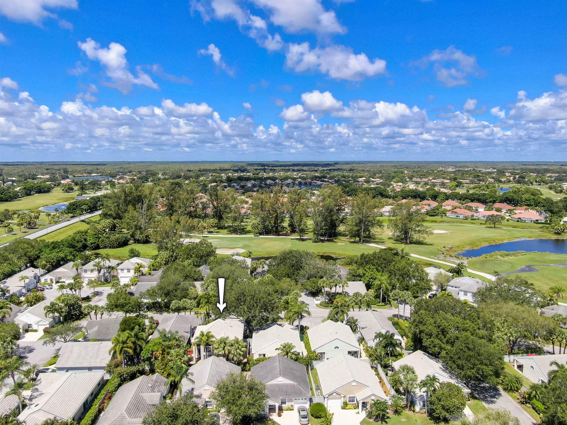 Photo of 26 Admirals Court, Palm Beach Gardens, FL 33418 (MLS # RX-10740397)
