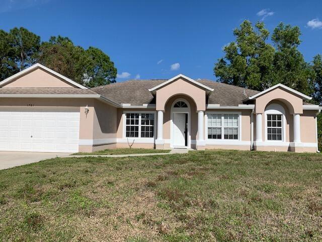1781 SE Biddle Lane, Port Saint Lucie, FL 34983 - #: RX-10696398