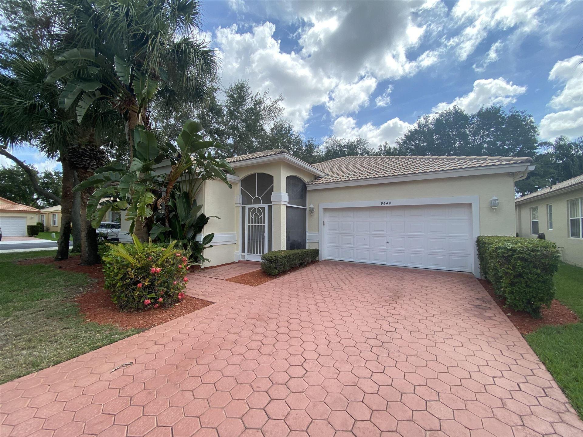 9648 Arbor View Drive N, Boynton Beach, FL 33437 - MLS#: RX-10709398