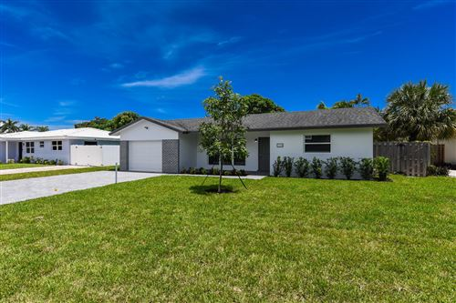 Photo of 2600 NE 26th Terrace, Boca Raton, FL 33431 (MLS # RX-10643399)