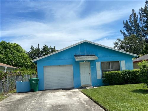Photo of 2510 R J Hendley Avenue, Riviera Beach, FL 33404 (MLS # RX-10746399)