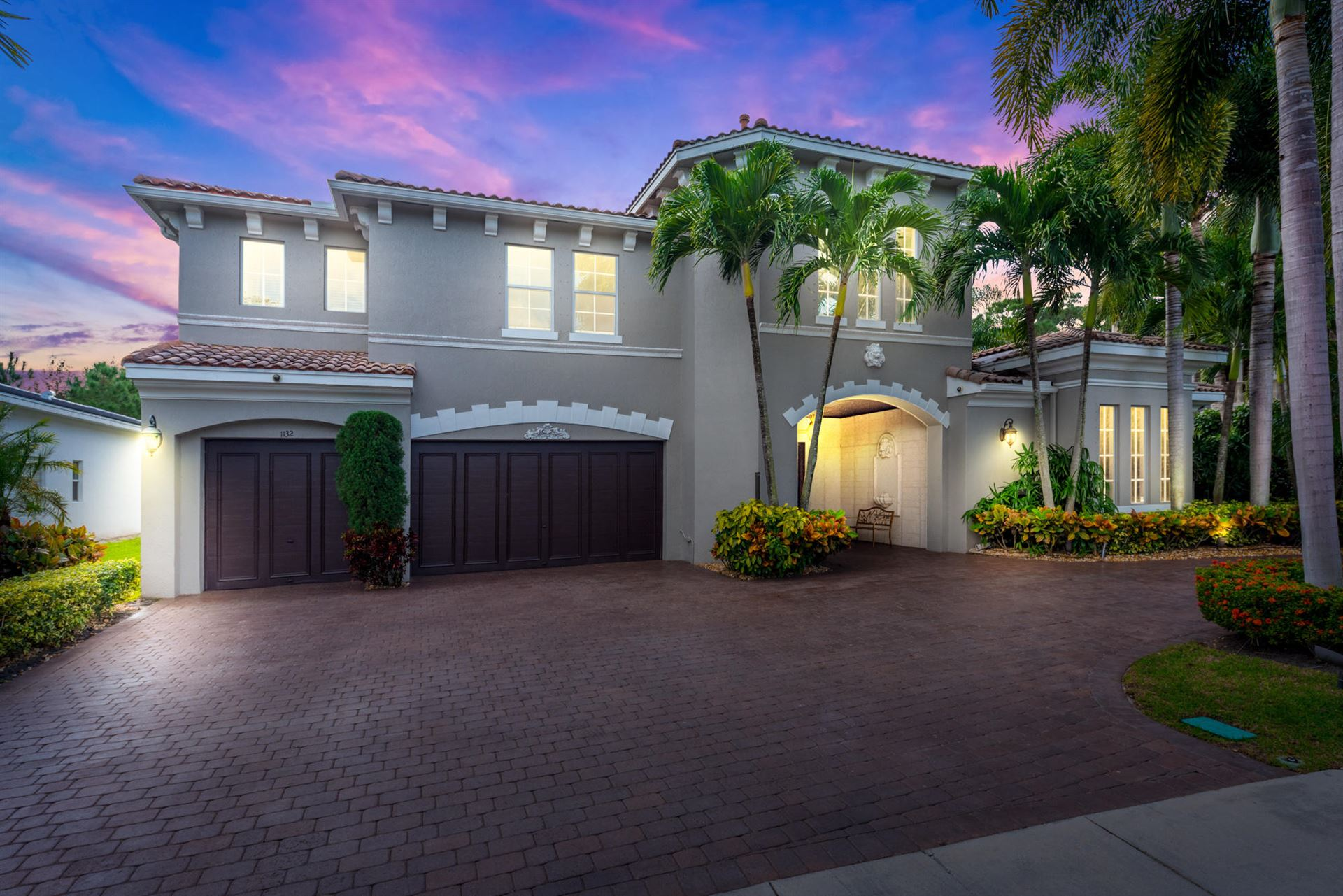 1132 San Michele Way, Palm Beach Gardens, FL 33418 - #: RX-10637399