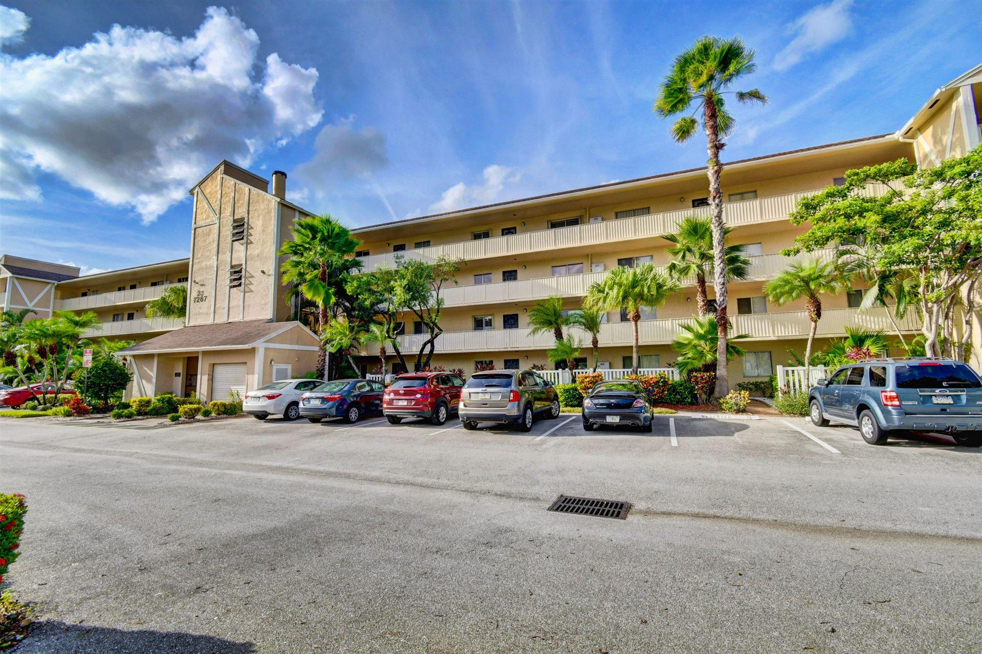 7267 Huntington Lane #405, Delray Beach, FL 33446 - MLS#: RX-10657399
