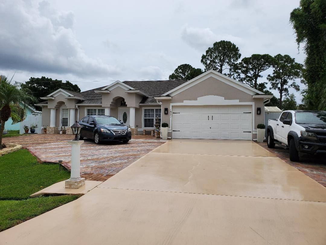 1871 SW Mackenzie Street, Port Saint Lucie, FL 34953 - MLS#: RX-10730399