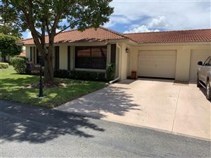 Photo of 4585 Rosewood Tree Ct. #A, Boynton Beach, FL 33436 (MLS # RX-10547400)