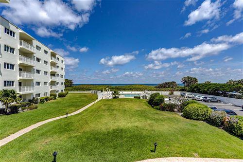 Photo of 33 S Ocean Avenue #204, Singer Island, FL 33404 (MLS # RX-10707400)