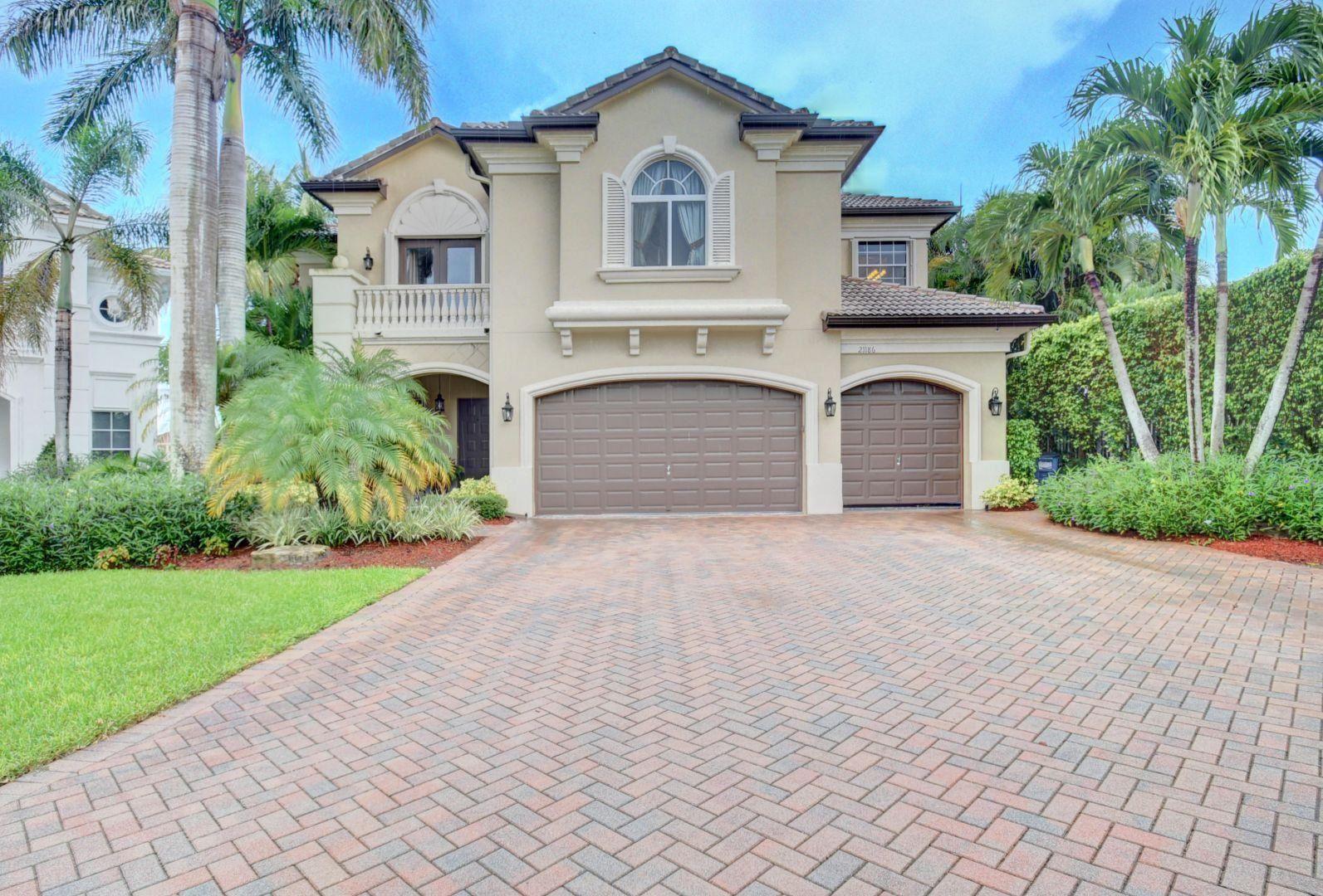 21186 La Vista Circle, Boca Raton, FL 33428 - #: RX-10605400