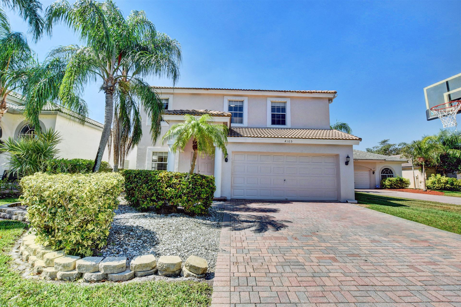 4105 Sea  Mist Way, Wellington, FL 33449 - #: RX-10695400