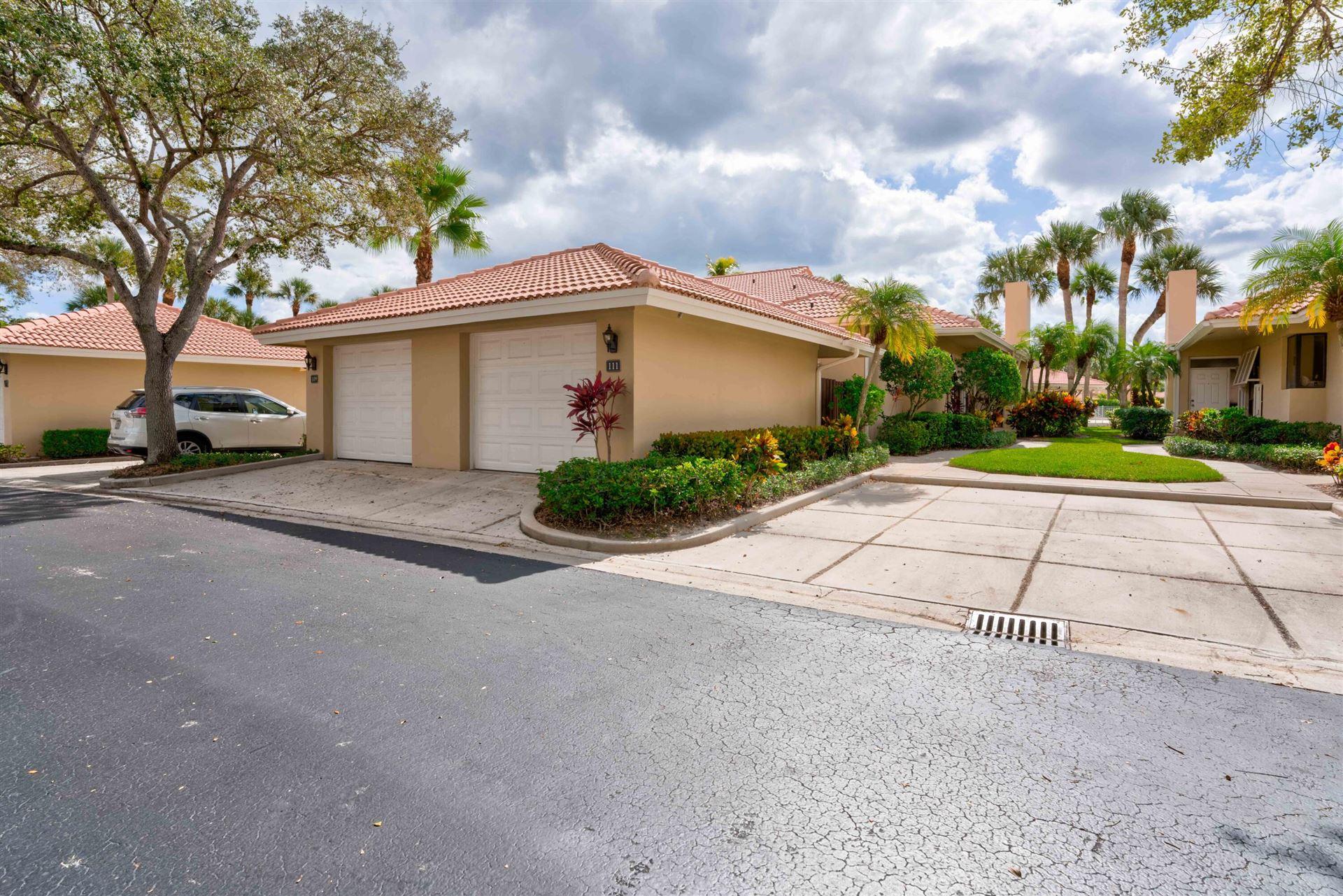111 Old Meadow Way, Palm Beach Gardens, FL 33418 - MLS#: RX-10753400