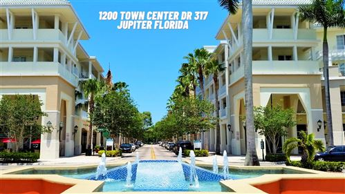 Photo of 1200 Town Center Drive #317, Jupiter, FL 33458 (MLS # RX-10694401)