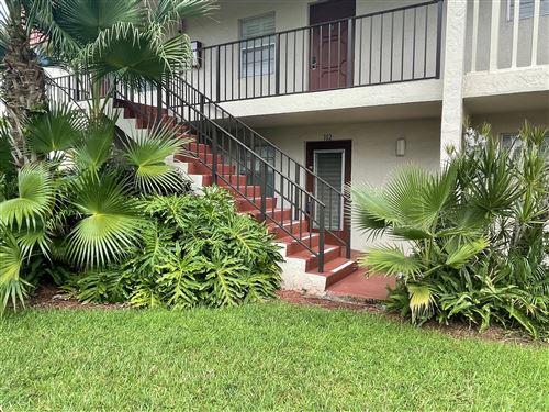 Photo of 32 Abbey Lane #102, Delray Beach, FL 33446 (MLS # RX-10746401)