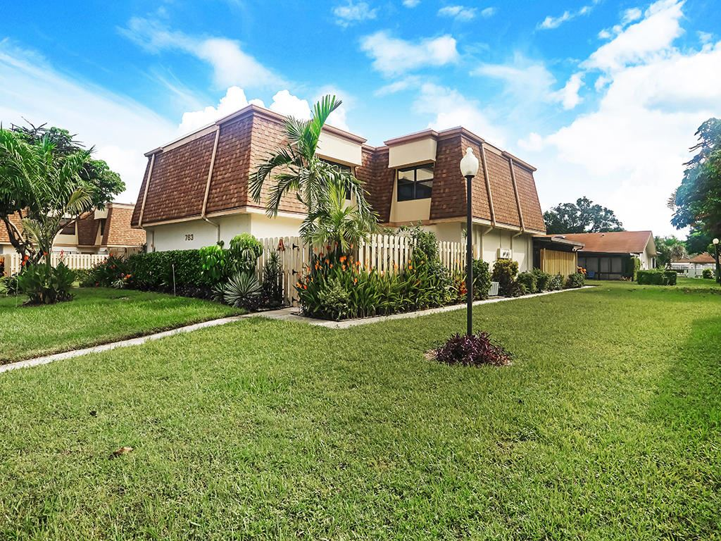 763 NW 30th Avenue #A, Delray Beach, FL 33445 - #: RX-10658401