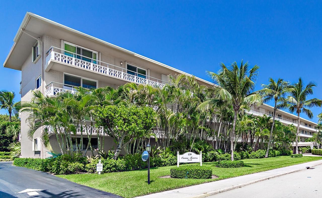 Photo of 139 Sunrise Avenue #204, Palm Beach, FL 33480 (MLS # RX-10712401)