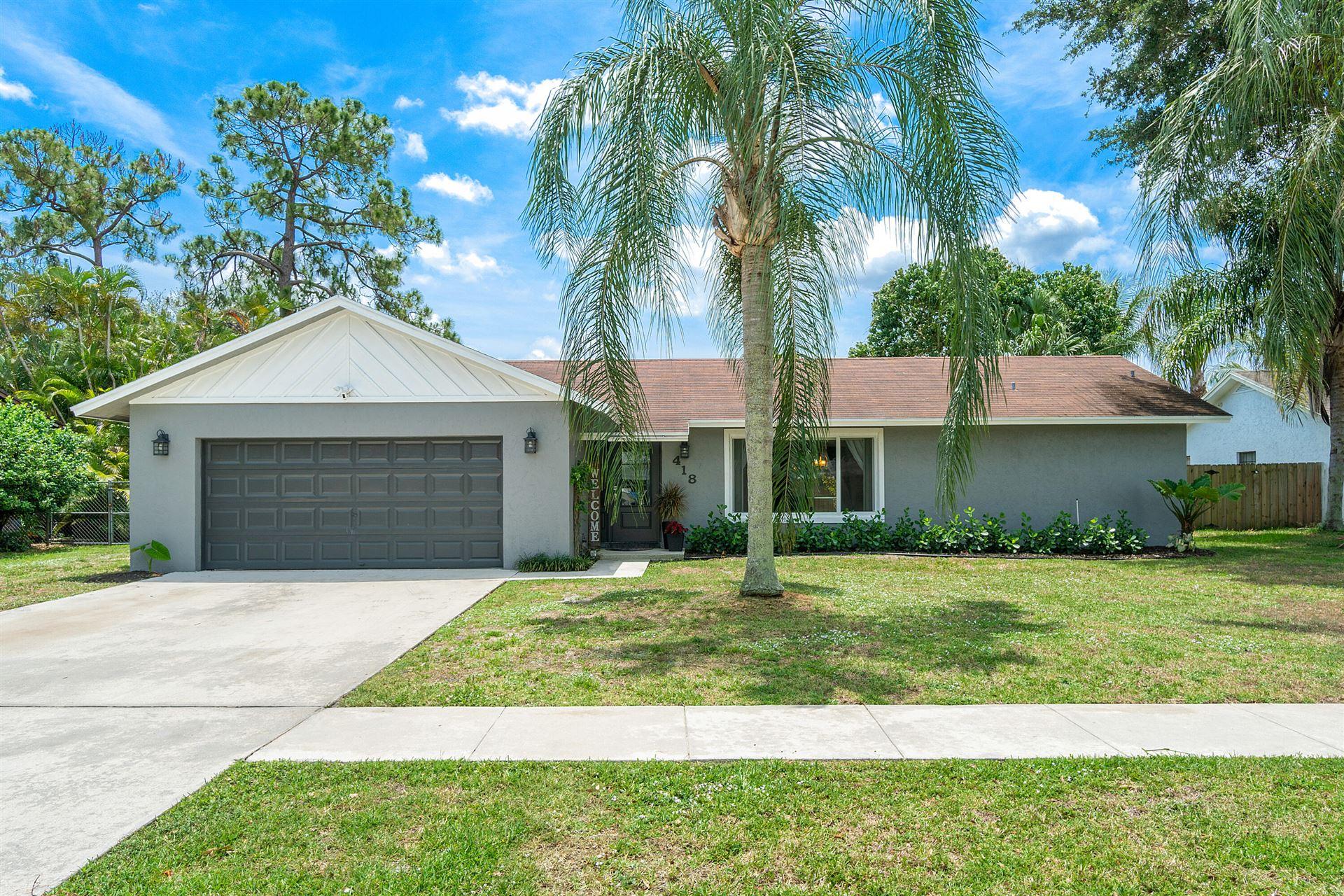 418 La Mancha Avenue, Royal Palm Beach, FL 33411 - MLS#: RX-10713401