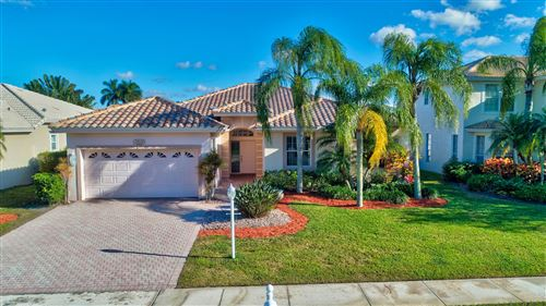 Photo of 21838 Palm Grass Drive, Boca Raton, FL 33428 (MLS # RX-10594402)