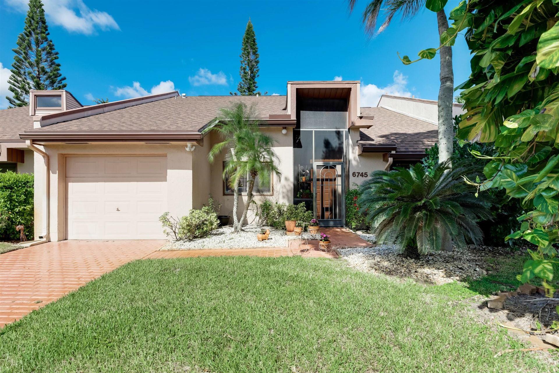 6745 Versailles Court, Lake Worth, FL 33467 - #: RX-10662402