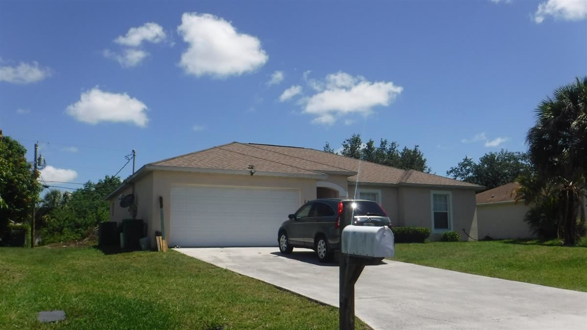 1077 SW Jennifer Terrace, Port Saint Lucie, FL 34953 - #: RX-10683402