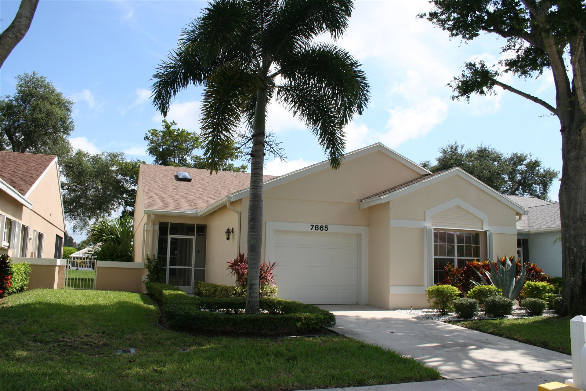 7665 Mansfield Hollow Road, Delray Beach, FL 33446 - #: RX-10638403