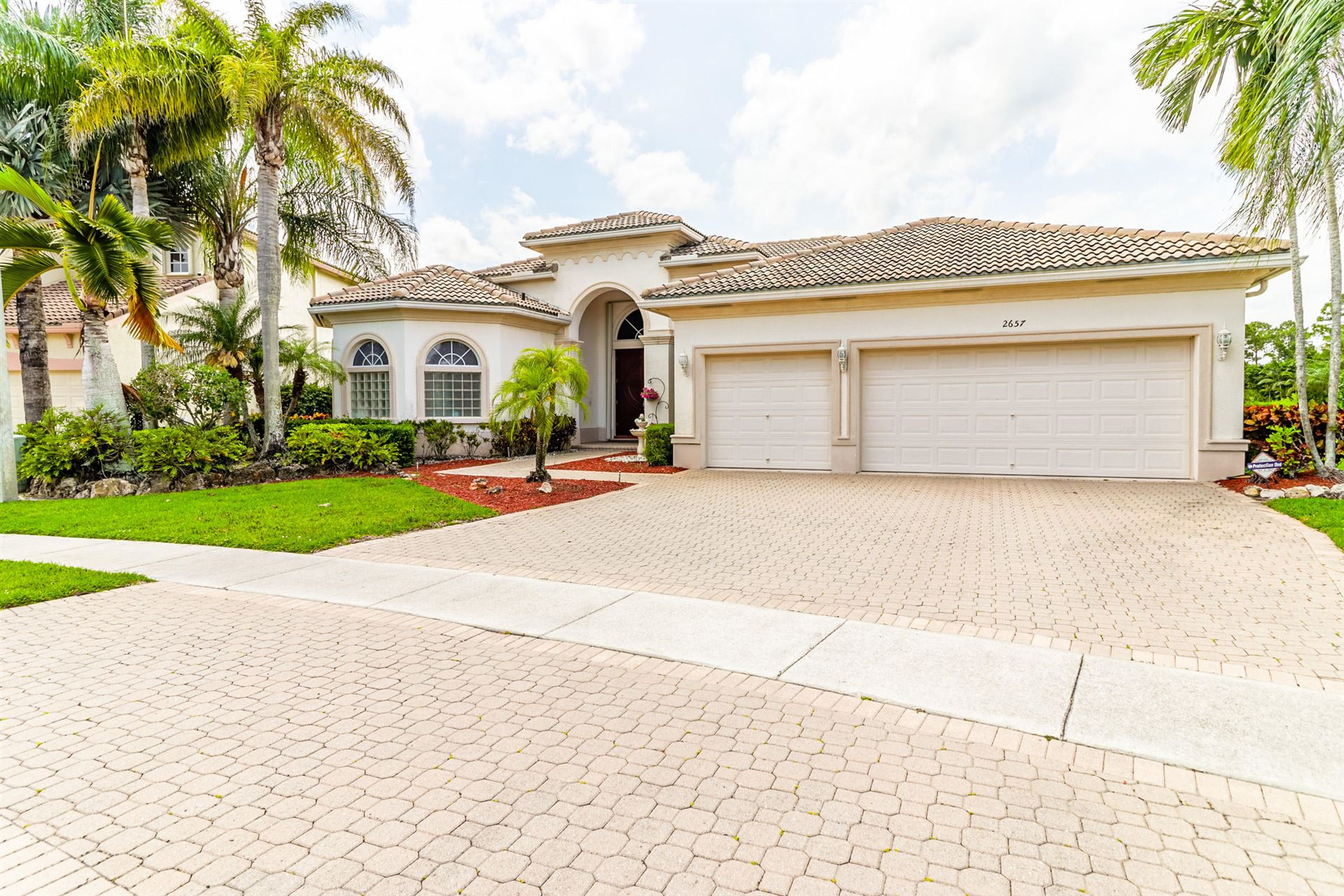 2657 Windwood Way, Royal Palm Beach, FL 33411 - MLS#: RX-10711403