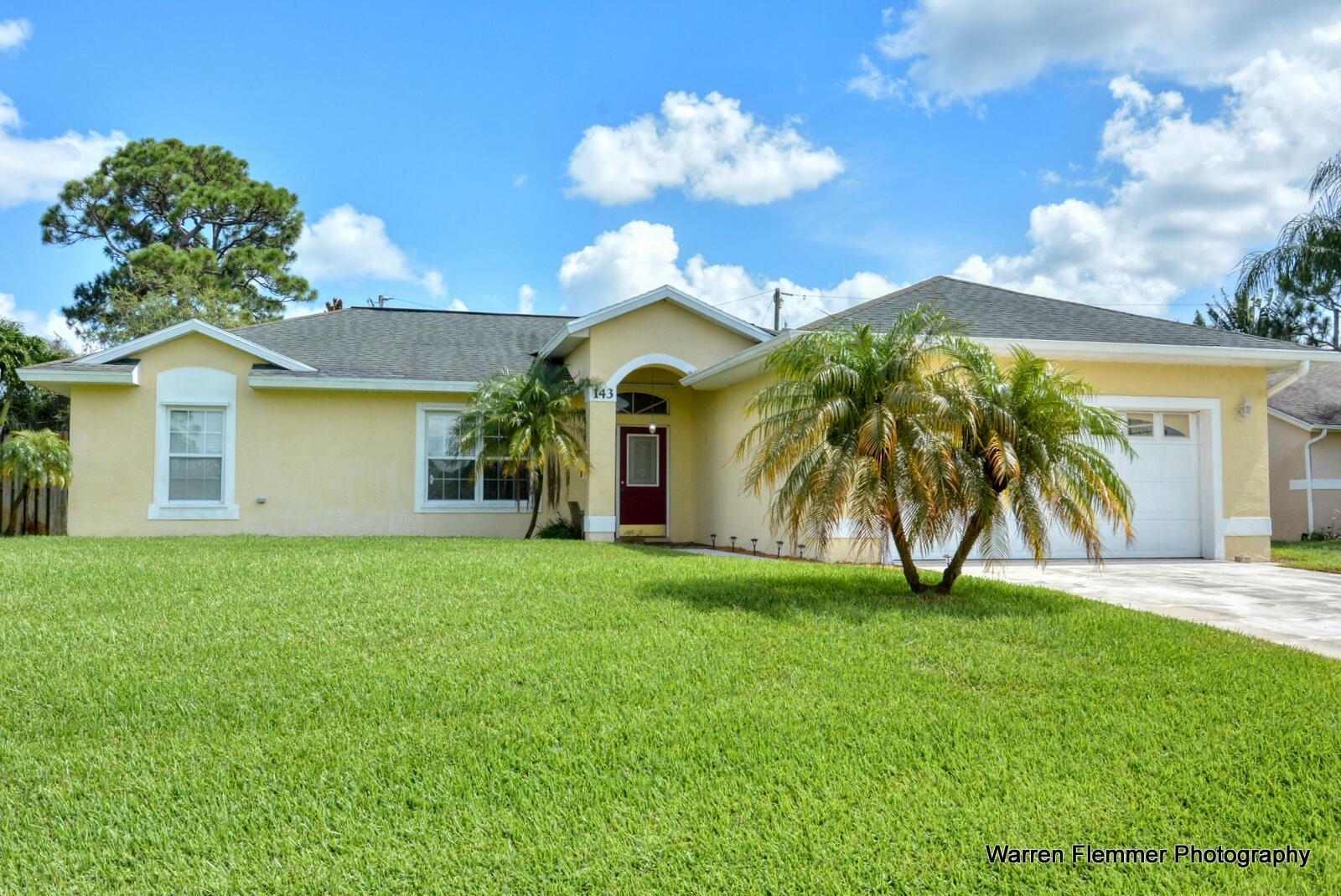 143 SW Pilsner Circle, Port Saint Lucie, FL 34953 - #: RX-10733403