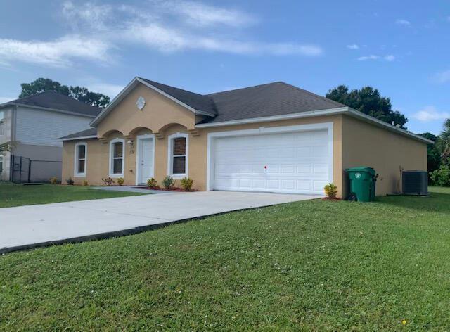 1122 SE Floresta Drive, Port Saint Lucie, FL 34983 - MLS#: RX-10752403