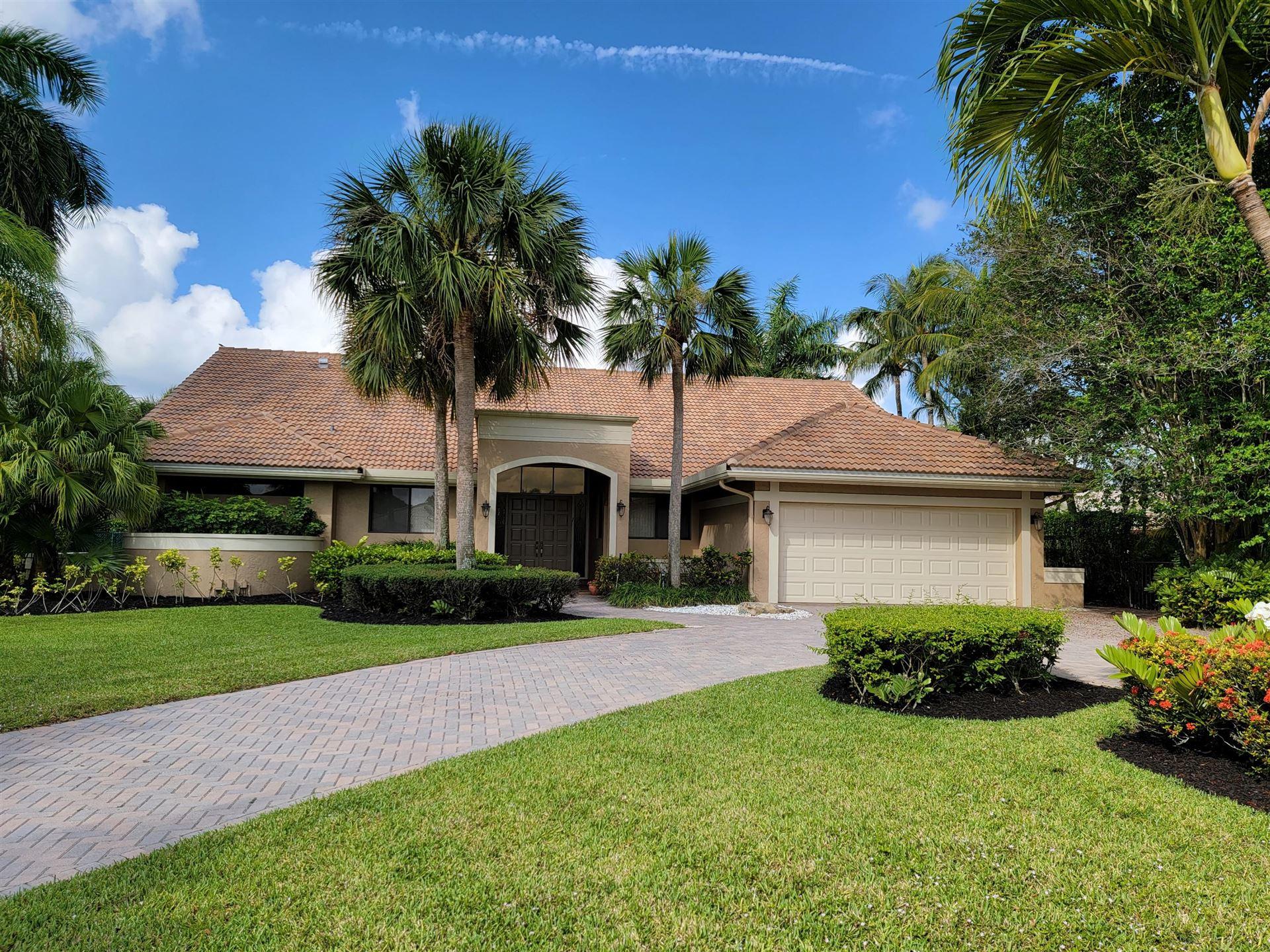 10706 Kirkaldy Lane, Boca Raton, FL 33498 - MLS#: RX-10719404
