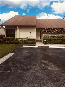 Photo of 7885 Poplar Fork Street #A, Lake Worth, FL 33467 (MLS # RX-10577405)