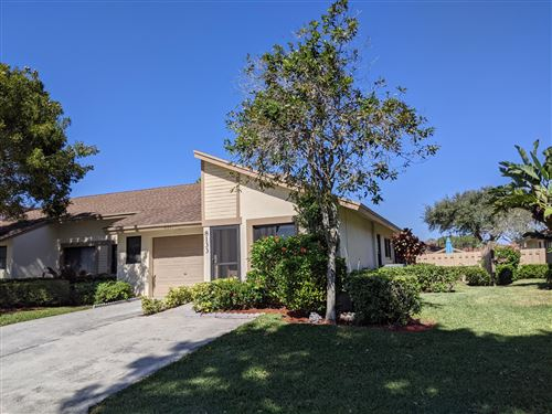 Photo of 8133 Windgate Drive, Boca Raton, FL 33496 (MLS # RX-10690405)