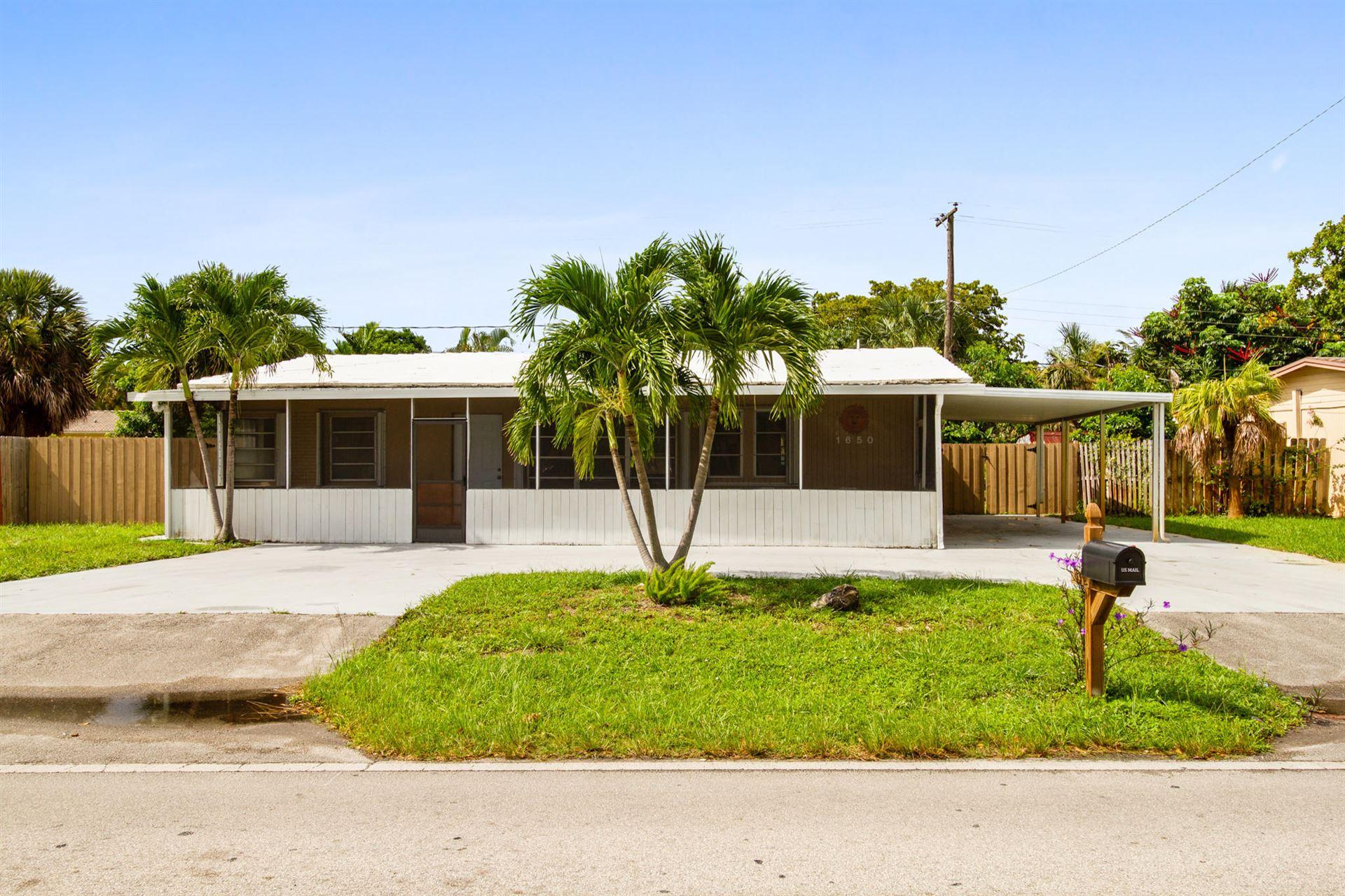 1650 NE 33rd Street, Pompano Beach, FL 33064 - #: RX-10632405