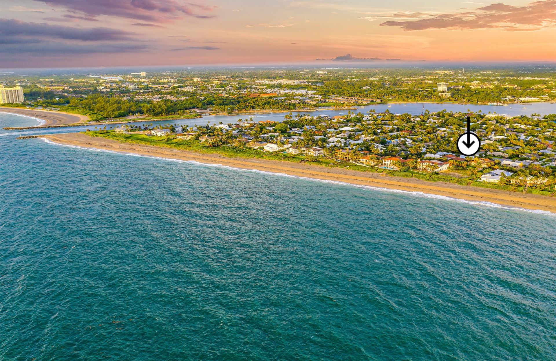 Photo of 12 Ocean Drive, Jupiter Inlet Colony, FL 33469 (MLS # RX-10645405)