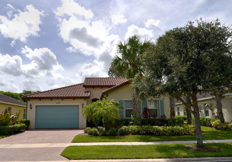 2343 Bellarosa Circle, Royal Palm Beach, FL 33411 - #: RX-10652405