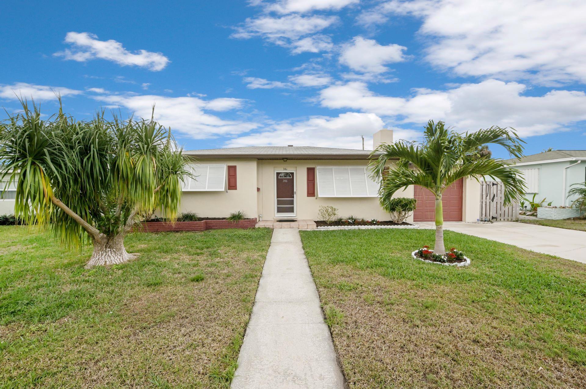 346 Laurie Road, West Palm Beach, FL 33405 - #: RX-10693405